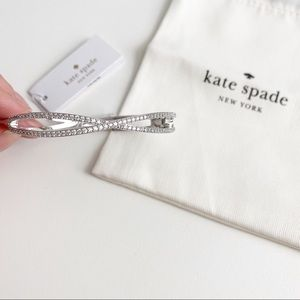 "Kate Spade | ""Save the date"" bangle"